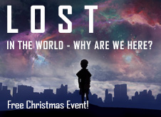 Lost in the World - Why are we here - Christmas Party